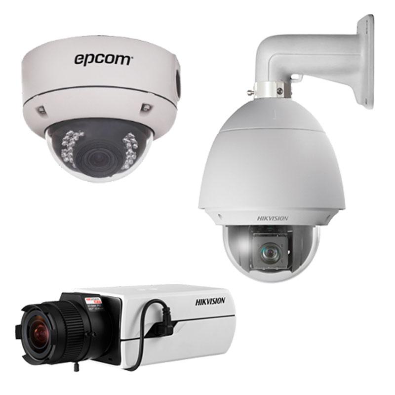 Camaras CCTV de Seguridad