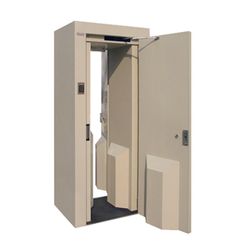 Exclusas y Controles de Seguridad